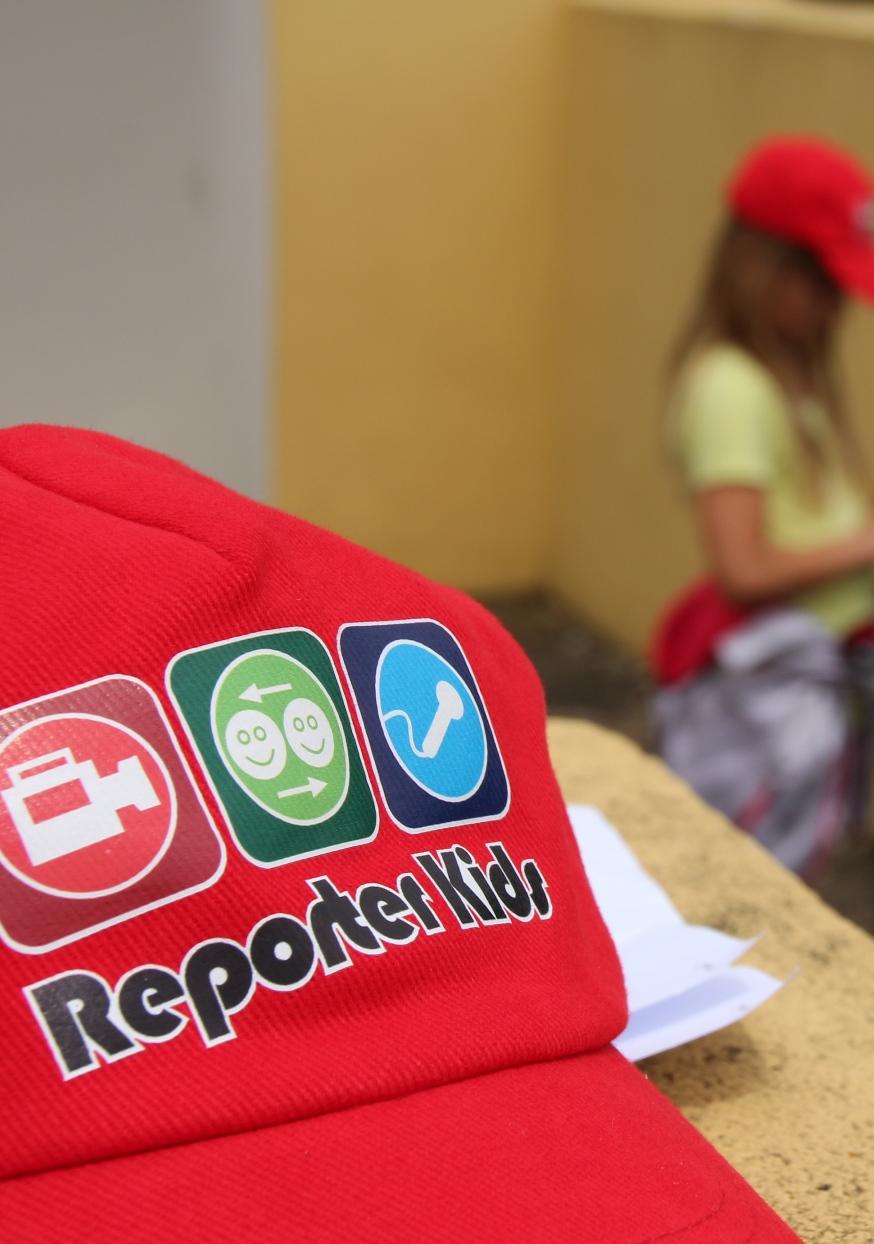 Stadt-Reporter Kids