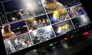 Mit 8 HD-Kameras waren wir auf dem Sunshine Reggae Konzert